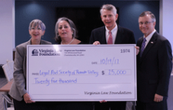 Legal Aid Society of Roanoke
