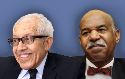 Celebrating the Career of Clarence M. Dunnaville, featuring a tribute by Hon. Roger L. Gregory