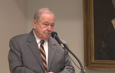 Hon. Jere M.H. Willis, Jr. discusses civility