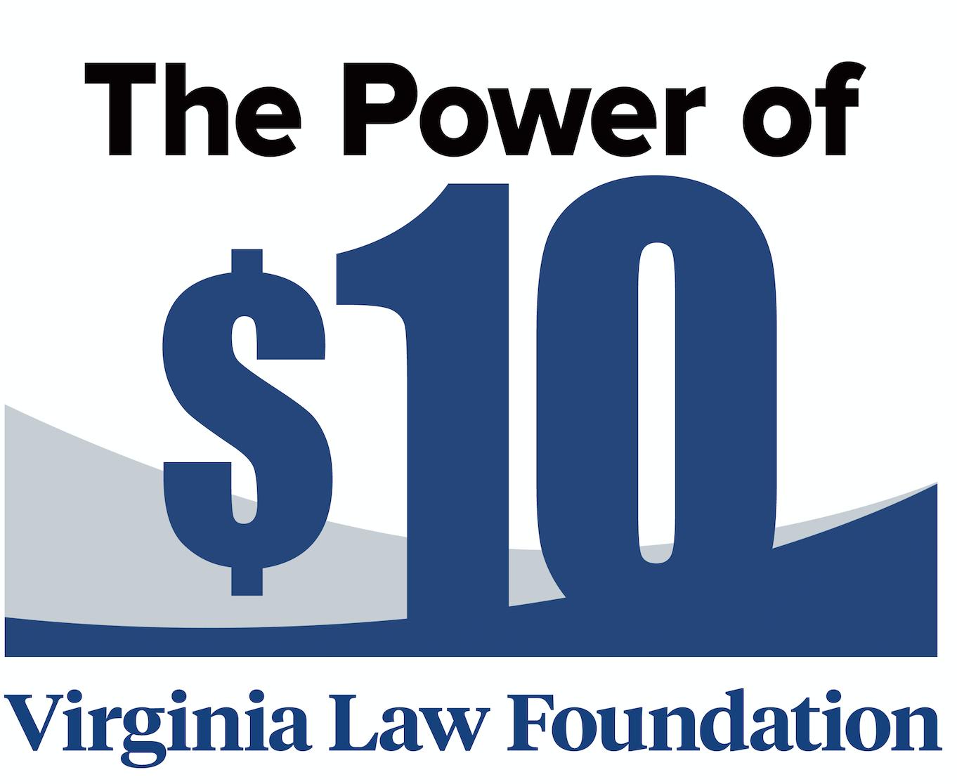 Power of $10 logo