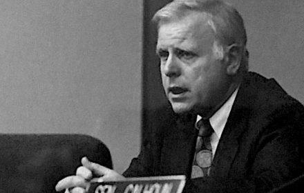 Senator Bob Calhoun